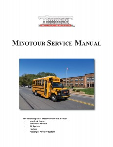 Minotour Service Manual