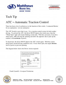 Tech Tip - ATC Operation-1