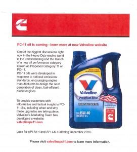 Valvoine Oil PC-11_page1_image1