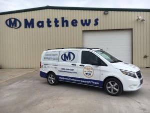 Matthews Van