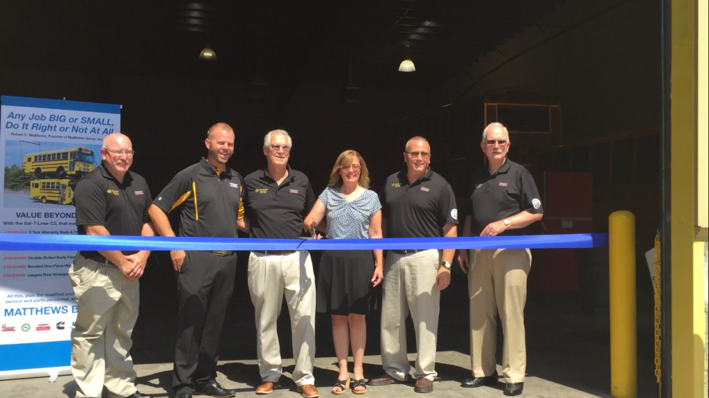 Poughkeepsie Ribbon Cutting