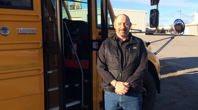 Another Service Pro Joins Matthews Buses