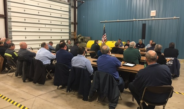 Matthews Hosts Central NY Head Mechanics Association Meeting