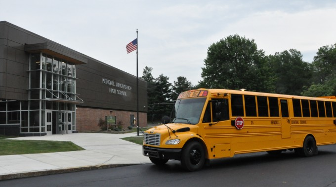 Matthews Buses Welcomes a New Customer, Kendall Central Schools, to the Matthews Family