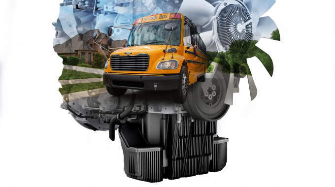 Our New E-Commerce Website For Bus Parts